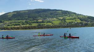Sea Kayaking-Voss-Sea Kayak Rental in Voss-4