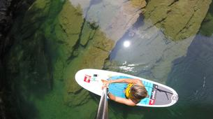 Stand Up Paddle-Bovec-Unique SUP Tour in the Soca Valley, Slovenia-6