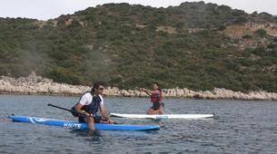 Stand Up Paddle-Kas-SUP tour in the bay of Limanağzı, Turkey-3
