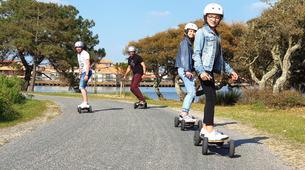 Skate-Seignosse-Randonnée skate électrique à Seignosse-5