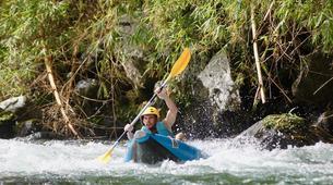 Canoë-kayak-Hautes-Pyrénées-Descente de Kayak sur le Gave de Pau, Hautes Pyrénées-4