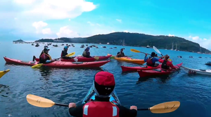 Sea Kayaking-Genova-5-day Kayaking Trip around the Italian Riviera-3