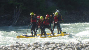 Stand Up Paddle-Salzbourg-Supsquatch on the Salzach, Austria-10