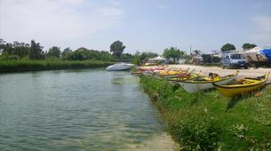 Sea Kayaking-Syracuse-Guided Kayak Tour around the Coast of Syracuse-1