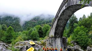 Rafting-Alagna Valsesia-Wild Rafting & Canyoning near Alagna Valsesia, Aosta Valley-4