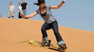 Quad biking-Dubai-Sunset Dune Buggy & Sand Boarding Package in Dubai-8