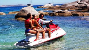 Jet Skiing-La Maddalena-Jet Ski Excursion to Spargi-4