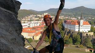 Via Ferrata-Prague-Via ferrata excursion from Prague-6