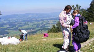 Parapente-Salzbourg-Tandem Paragliding near Salzburg, Austria-1