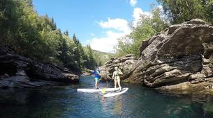 Stand Up Paddle-Voss-Stand Up Paddle River Tour in Voss-5