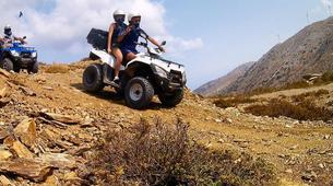 Quad biking-Heraklion-Quad Safari around Crete-2