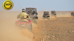 Quad-Sal-Buggy Tour of Sal Island in Cape Verde-1