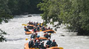 Rafting-Aosta Valley-Classic Rafting Tour in Aosta Valley-1