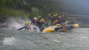 Stand Up Paddle-Salzbourg-Supsquatch on the Salzach, Austria-5