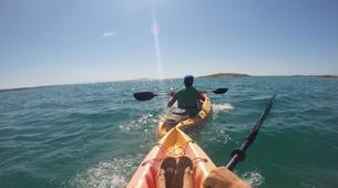 Kayak de mer-Kamenjak-Sea kayaking adventure through the caves of Cape Kamenjak, Croatia-6