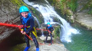 Canyoning-Grenoble-5 Days MTB and Canyoning Course near Grenoble-3