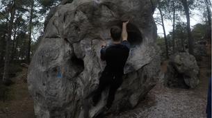 Escalade-Fontainebleau-Escalade à Fontainebleau-3