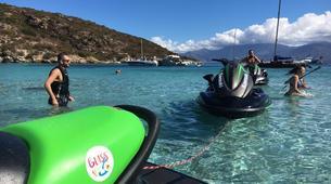 Jet Skiing-Bastia-Location jet ski dans le golfe de Saint Florent, Haute Corse-1