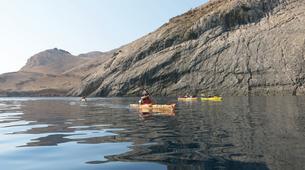 Kayak de mer-Rab-4-day Kayaking Trip around Rab Island-1