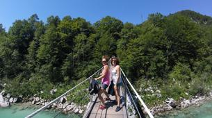 Stand Up Paddle-Bovec-Unique SUP Tour in the Soca Valley, Slovenia-4