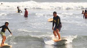 Surfing-Kuta-Beginner Surfing Lesson in Kuta Beach, Bali-2