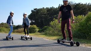 Skate-Hossegor-Randonnée skate électrique à Hossegor-6