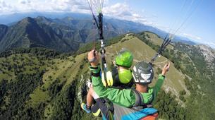 Paragliding-Lake Garda-Tandem Paragliding over Lake Garda-4