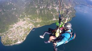 Paragliding-Lake Garda-Tandem Paragliding over Lake Garda-1