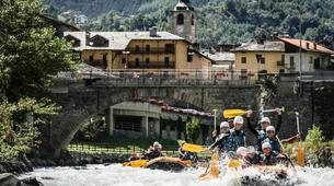 Rafting-Aosta Valley-Classic Rafting Tour in Aosta Valley-2