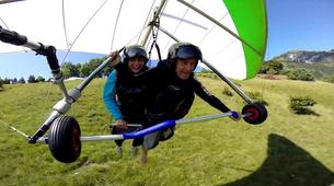 Hang gliding-Lake Garda-Tandem Hang Gliding Flight over Lake Garda-2
