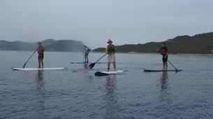 Stand Up Paddle-Kas-SUP tour in the bay of Limanağzı, Turkey-1