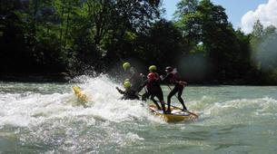 Stand Up Paddle-Salzbourg-Supsquatch on the Salzach, Austria-11