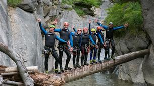 Canyoning-Lucerne-Canyoning tour Chli Schliere, near Lucerne (incl. pick-up)-2