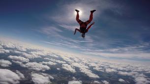 Skydiving-Westerwald-Tandem Skydiving in the Westerwald, near Frankfurt-1
