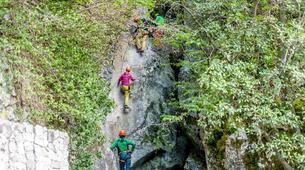 Via Ferrata-Arco-Via Ferrata Rio Sallagoni in Arco, Lake Garda-2