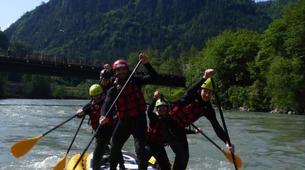 Stand Up Paddle-Salzbourg-Supsquatch on the Salzach, Austria-13