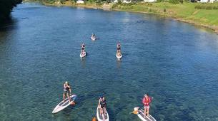 Stand Up Paddle-Voss-Stand Up Paddle River Tour in Voss-2