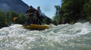 Stand Up Paddle-Salzbourg-Supsquatch on the Salzach, Austria-2