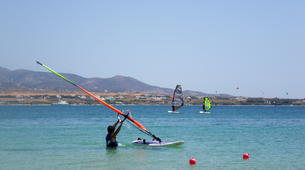 Windsurf-Antiparos-Windsurf Beginners Course in Antiparos, Greece-4