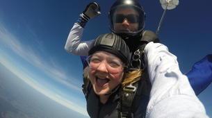 Skydiving-Hamburg-Tandem Skydiving near Hamburg-1