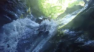 Canyoning-Annecy-Canyon de Montmin, près d'Annecy-5
