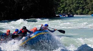 Rafting-Imst-Action Rafting auf der Inn, Österreich-2