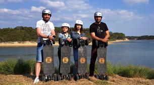 Skate-Seignosse-Randonnée skate électrique à Seignosse-6