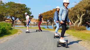 Skate-Hossegor-Randonnée skate électrique à Hossegor-2