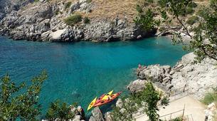 Kayaking-Amalfi Coast-All-inclusive Kayak & Snorkeling Boat Trip to the Island of the Sirens, Amalfi Coast-5