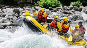 Rafting-Alagna Valsesia-Extreme Rafting near Alagna Valsesia, Aosta Valley-5