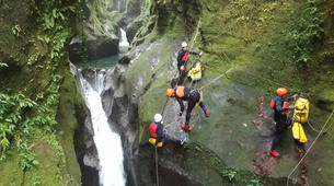 Canyoning-La Dominique-Canyoning in Dominica-4