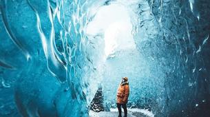 Caving-Vatnajokull National Park-Ice cave tour on the Vatnajökull Glacier-4