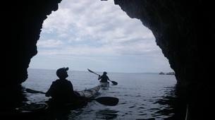 Sea Kayaking-Taormina-Guided Kayak Tour along the Taormina Coast-1