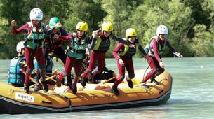 Rafting-Aosta Valley-Rafting for beginners in Aosta Valley-1